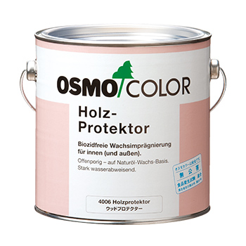 オスモカラー#4006ウッドプロテクター(下塗り剤)