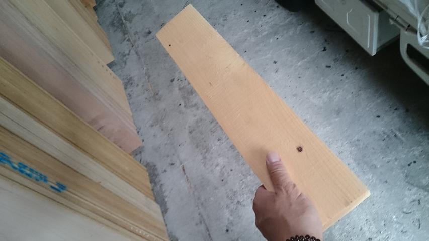 木で作る道具